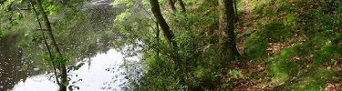 Rivière escarpée