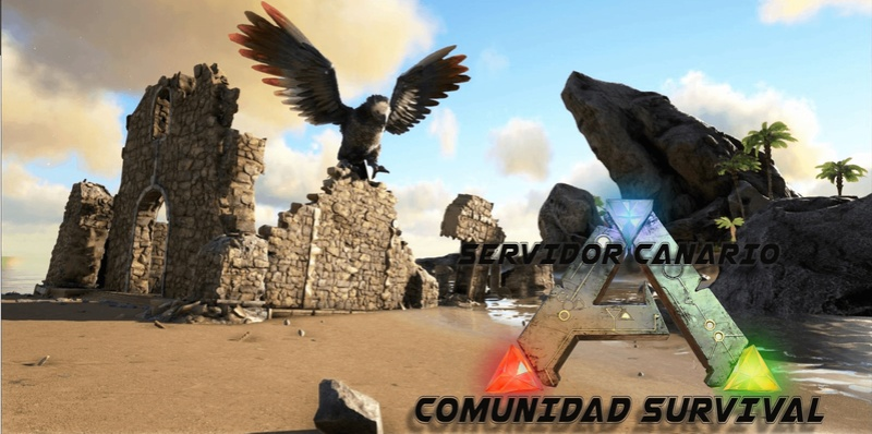 Comunidad Survival ARK Server Canario