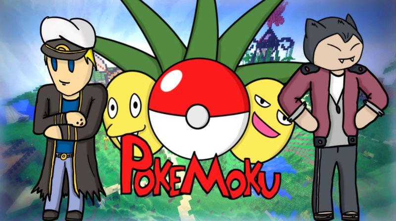 Serveur Pixelmon Poké-Moku