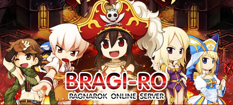 BRAGI-RO Ragnarok Online Server