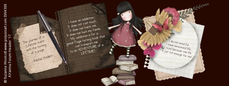Karma's Book Addiction