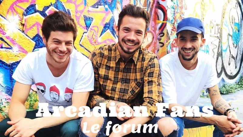 ARCADIAN Fans - forum du trio de Folie