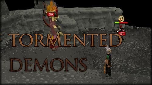 Tormented Demons